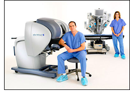 colon robotic surgery